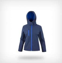 Result Core dames softshell jack, R230F
