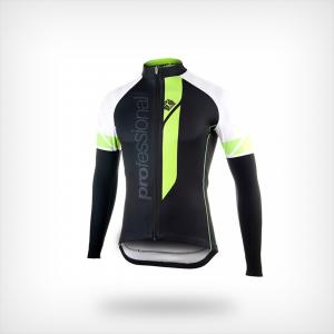 Bioracer LM prof bodyfit pocket pixel shirt, 51361